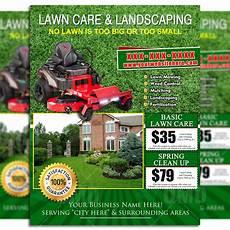 Lawn Maintenance Flyers Lawn Care Flyer Design 8 Lawn Care Lawn Care Business