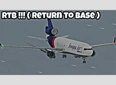 SRIWIJAYA AIR CARGO RTB (RETURN TO BASE) ADA APA ??   YouTube