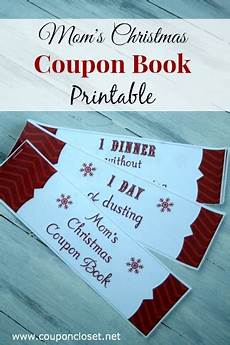 How To Make A Coupon Book For My Boyfriend Free Christmas Coupon Book Printables For And Dad