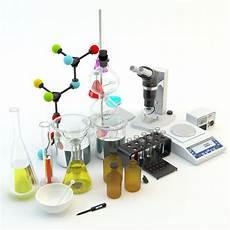 Lab Equipment 3d Model Lab Equipment Set 1 Cgtrader