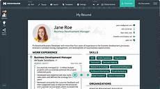 Online Cv Creater 13 Best Free Online Resume Builder Sites To Create Resume Cv