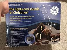 Ge Proline Wireless Lights And Sounds Of Christmas Ge Pro Line The Lights And Sounds Of Christmas Musical
