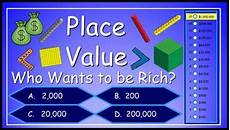 Powerpoint On Place Value Place Value Power Point Millionaire Game 4th Grade Tpt