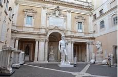 il cortile roma i viaggi di raffaella roma i musei capitolini