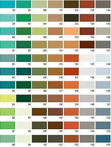 Harr Shoes Color Chart