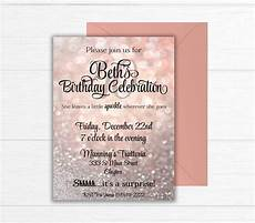 Free Surprise Birthday Party Invitations Birthday Party Invitation Printable Surprise Birthday