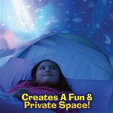 Clip On Light For Dream Tent New Innovative Magical Dream Tents Kids Pop Up Bed Tent
