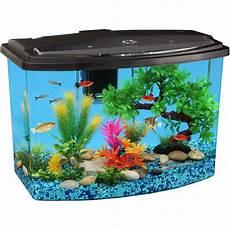 5 Gallon Tank Light 7 Gallon Bow View Aquarium Kit With Led Light And Power