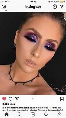 cor da maquiagem dos olhos pin de andressa barros em makeup s maquiagem dos olhos