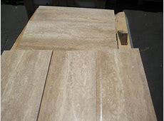 Rustico Vein Cut 12x24 Polished & Filled Travertine Tile