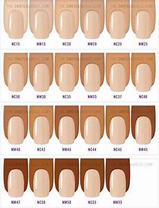 Maybelline Better Skin Foundation Colour Chart 1000 Images About Foundation Colors On Pinterest Bare