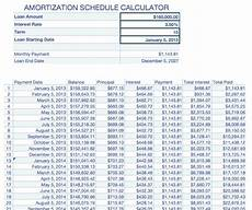 Amortization Schedule Calculator Amortization Schedule Calculator 2 0 Free Iwork Templates