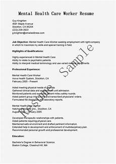 Cover Letter Mental Health Worker Professional Resume Writing Service Faq Resume Traffic