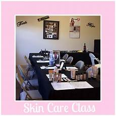 Mary Skin Care Class Setup Marykay Com