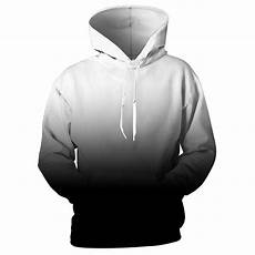 Black And White Designer Hoodie Cloudstyle New Design Plus Size Hoodies Black White