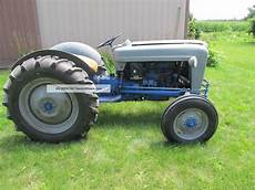 Data Ford Golden Jubilee Tractor