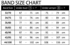 85 Cm Size Chart Qianbeishow Bra 36 80 And Small Color