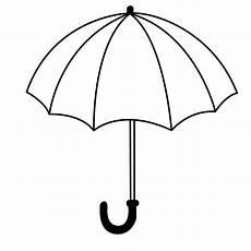 Gratis Malvorlagen Regenschirm Ausmalbilder Herbst Regenschirm Malbild