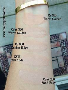 Revlon Colorstay Undertones Chart Revlon Colorstay And Colorstay Foundation