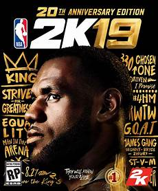 nba 2k19 nba 2k19 s cover launch date special edition