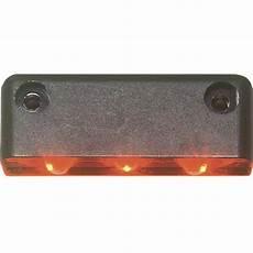 Lighting Inc Innovative Lighting Inc 3 Led Step Surface Light Amber W
