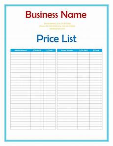 Make A Grocery List With Prices Grocery List With Prices Template World Of Reference