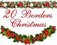 Microsoft Christmas Borders Free Christmas Borders For Word Clipart Best