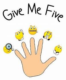 Give Me Five Rules Give Me Five Behavior Management Posters By D Conway Tpt