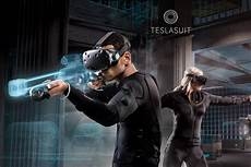 Full Immersion Virtual Reality Teslasuit Offers Full Body Haptic Feedback For Virtual