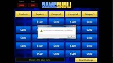 Game Show Template Powerpoint Gameshow Template Tutorial Youtube