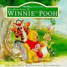 Winnie Pooh Malvorlagen Mp3 Many Songs Of Winnie The Pooh By Various Co Uk