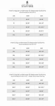Jcpenney Stafford Shirt Size Chart Mens Stafford Alpha Size Chart Print
