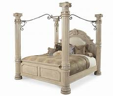 california king poster bed w canopy i jacob furniture