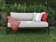serta at home outdoor sofa with cushions