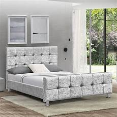valentina fabric bed frame on onbuy