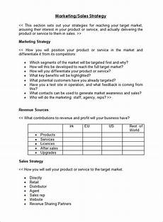 sales strategy business plan free 22 sales plan templates in pdf rtf ppt ms word