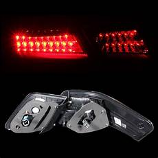 2008 Toyota Camry Light Bulb 2007 2008 2009 Toyota Camry Jdm Style Red Led Lights