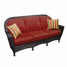 lincoln outdoor patio furniture 3 seater sofa patiohq