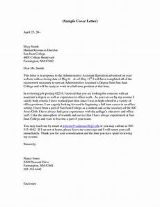 Executive Administrative Assistant Cover Letter Sample Cover Letter Administrative Assistant Education