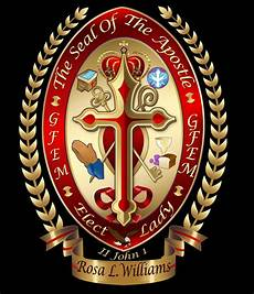Design A Seal The Seal Of The Apostle Church Logo Seal Design Seal