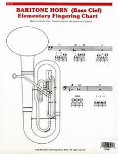 Baritone Sax Chart Elementary Chart Baritone B C Sheet Music