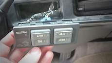 2000 Chevy Blazer 4 Wheel Drive Light Flashes Service 4wd Light Chevy Tahoe Gmc Yukon 4x4 Switch Repair