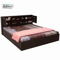 big home lucas size hydraulic storage bed rs19339