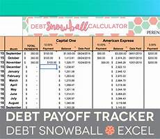 Credit Card Debt Payoff Spreadsheet Debt Payoff Spreadsheet Debt Snowball Excel Credit Card Etsy
