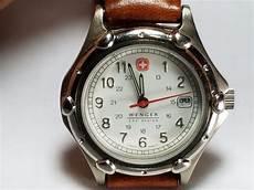 Wenger Sak Design Watch Wenger Ladies Sak Design Date Watch 093 0690 Brown