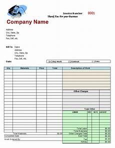Auto Repair Template Auto Repair Invoice Template Free Auto Repair Invoice