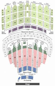 Winstar Theater Seating Chart What S The Difference Between Floor Tickets And Pit