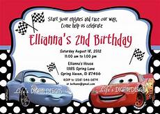 Cars Birthday Invites Cars Birthday Invitations Ideas Bagvania Free Printable