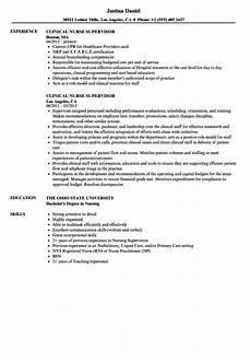 Nursing Supervisor Job Description 10 Job Outlook For Nurse Practitioners Proposal Resume