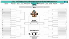 Blank March Madness Bracket Printable Ncaa Tournament Bracket For 2017 March Madness